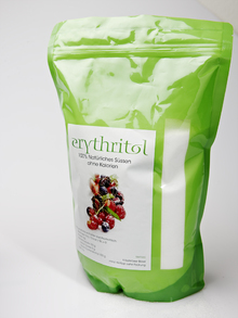 5x400g ERYTHRITOL +500g Puder L Backpaket